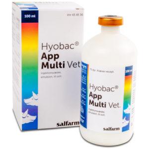 Hyobac App Multi Vet - 100 ml