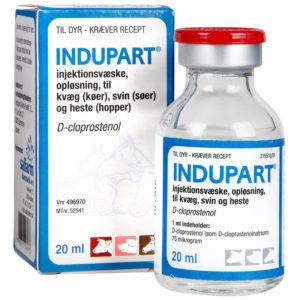 Indupart - D-cloprostenol - 20 ml